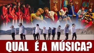 QUAL É A MUSICA VERSÃO K-POP (USANDO TRADUÇÃO)