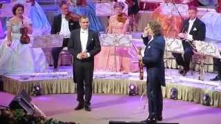 KUULA - Ott Lepland, André Rieu & His Johann Strauss Orchestra live in Tallinn, 05.06.2014