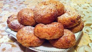 Фитнес Печенье / Творожно-Овсяное Печенье / Простой Рецепт (Очень Вкусно и Полезно)