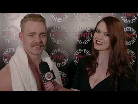 TNT Extreme Wrestling: Merseyside Massacre - Tyler Bate Interview