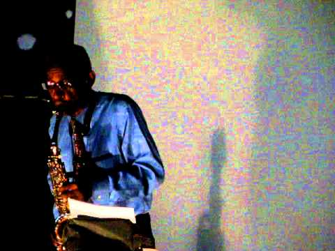 ROSCOE MITCHELL live at KRAAK festival 2012