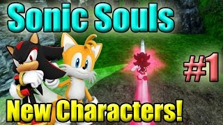 Sonic Souls V2.6 - #1 New Bosses, Levels and 10 New Characters! (60FPS Max Settings)