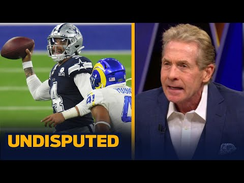 Skip Bayless reacts to Cowboys Week 1 loss against Rams | NFL | UNDISPUTED