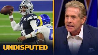 Skip Bayless reacts to Cowboys Week 1 loss against Rams   NFL   UNDISPUTED