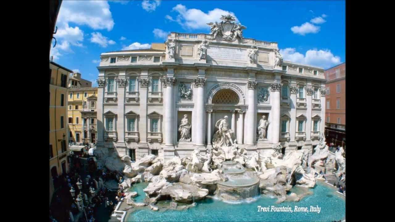 Le fontane piu belle del mondo youtube for Le piu belle case del mondo foto
