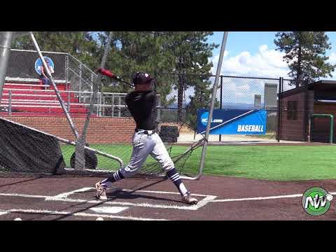 Garrett Gores - PEC - BP - Spokane HS (WA) - June 20, 2018