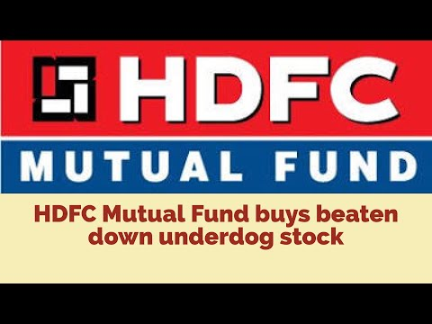 HDFC Mutual Fund buys shares in beaten down company in which​ Google is rumoured to be interested