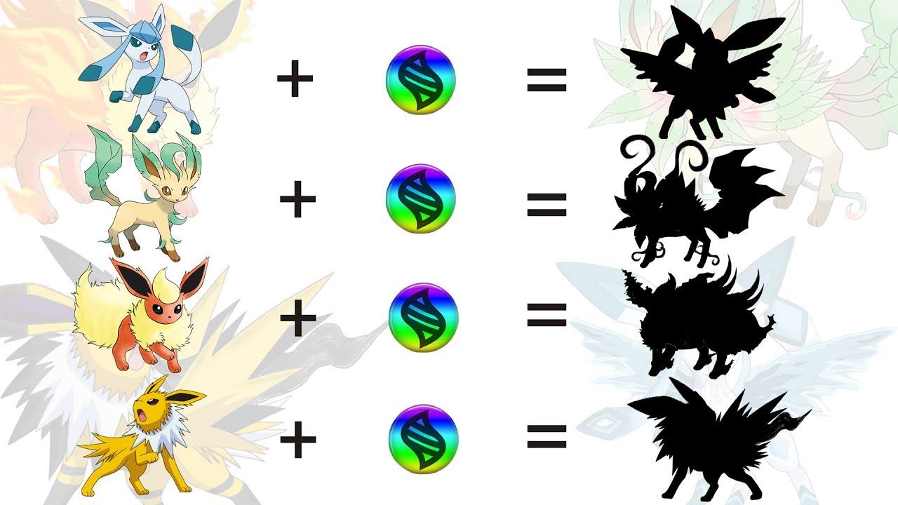 Fan requests mega eeveelutions pokemon evolution fanart series also rh youtube