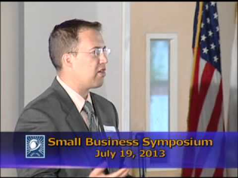Cupertino Small Business Symposium:  Accessing Capital