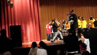 Hyphy 4 Christ concert 2010