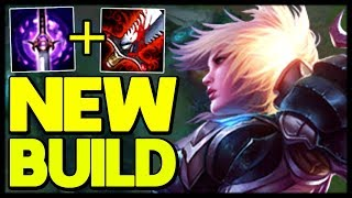 Testing Bloodthirster Riven (25 KILLS+ GAME) NEW BUILD - League of Legends