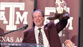 Cecil Hurt Discusses the Quality of Jimbo Fisher's Aggies