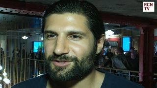 Kayvan Novak Interview New Prank Show 2017