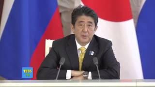 Путин провел переговоры с Японией по поводу курильского вопроса! Новости сегодня!