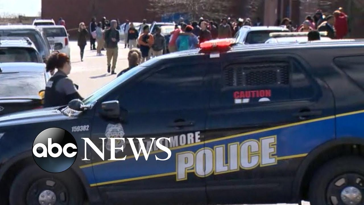 Staff Member Shot at Frederick Douglass High School