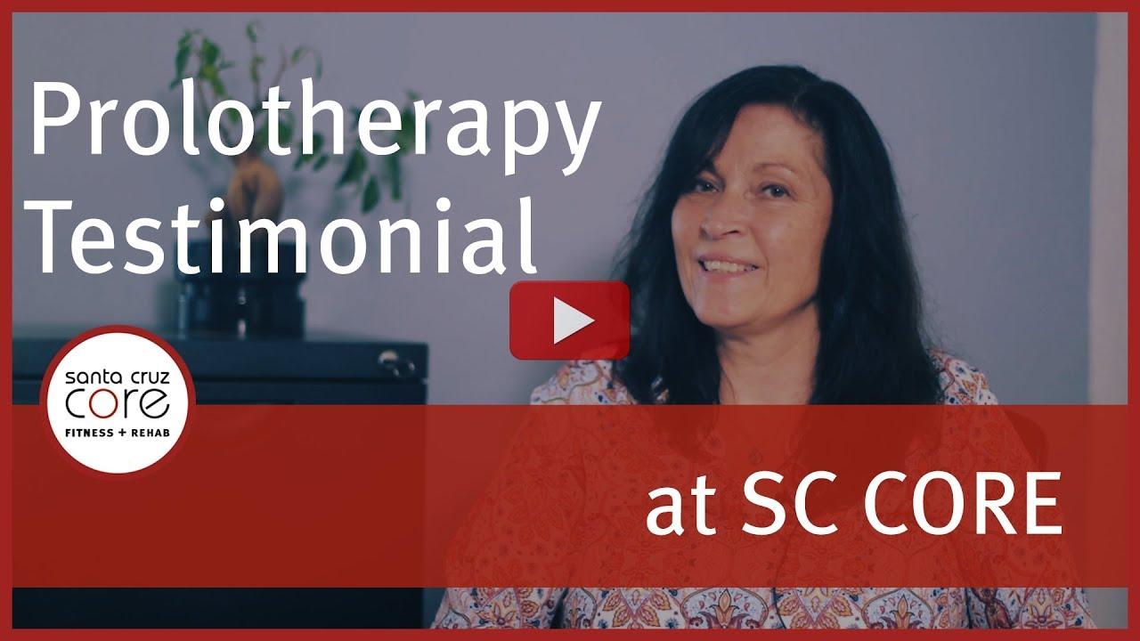 Prolotherapy, Stem Cell & PRP Injections • Santa Cruz CORE