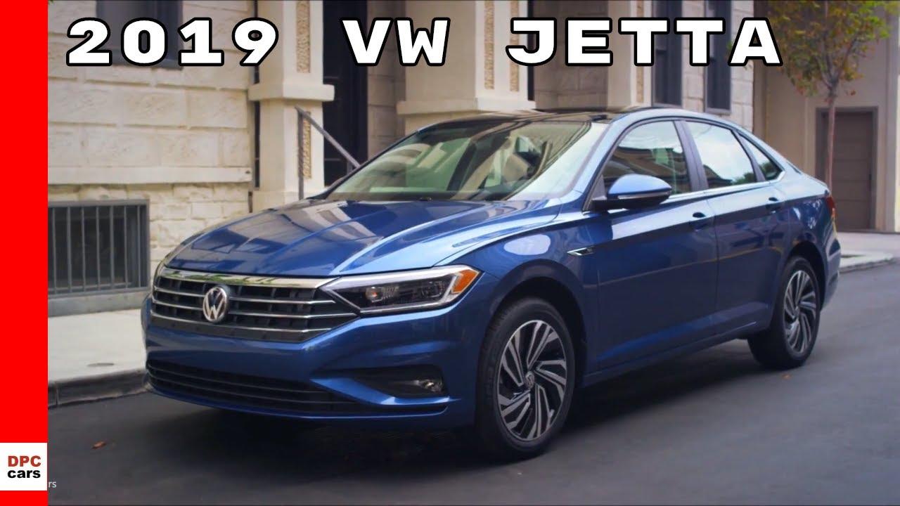 Jetta Vs Passat >> 2019 VW Jetta Walkaround, Interior, Drive - Volkswagen - YouTube