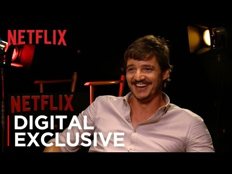 The Originals | Chelsea Handler and Pedro Pascal | Netflix