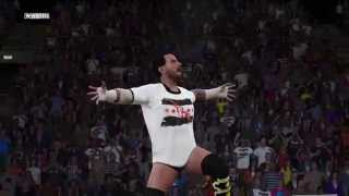 DLR plays: WWE 2K15 PS4