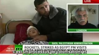 RT. Tarik Ali, Israël a tué les négociations avec le Hamas  S/T