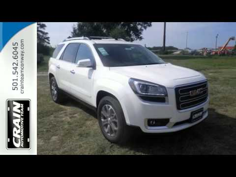 2015 gmc acadia conway ar little rock ar 5gt5269 sold youtube. Black Bedroom Furniture Sets. Home Design Ideas