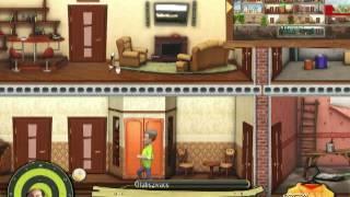 Pokoli szomszédok 7; 1. epizód gameplay / Neighbours from hell 7. 1. part game play