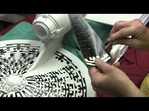DE BOERS STAR TREK ENTERPRISE REFIT PROJECT VIDEO UPDATE #53
