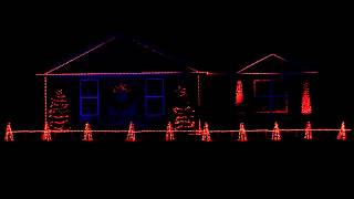 Christmas Lights 2017 - The Imperial March