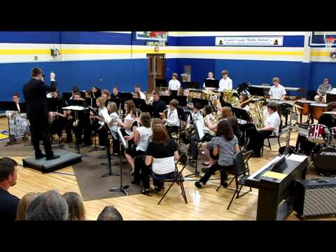 Trimble County Middle School Spring Concert 2011