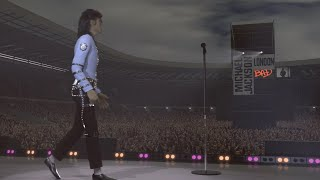 Baixar Michael Jackson -  3D CGI Animated - Live at Wembley Stadium Bad Tour 1988