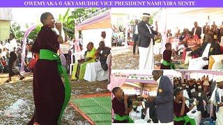 OMWANA AKYAMUDDE VICE PRESIDENT NAMUYIRA  SENTE EMPYA NENKADDE