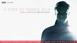 Скачать Armin Van Buuren A State Of Trance 2014 OUT NOW