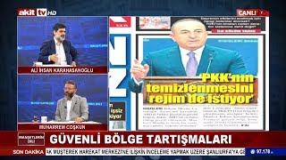 Manşetlerin Dili - Güvenli bölge tartışmaları