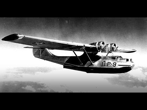 Legendarne Samoloty PBY Catalina