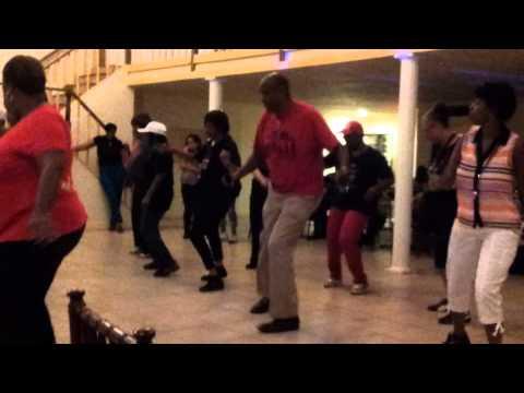 Chuck Ba line dance