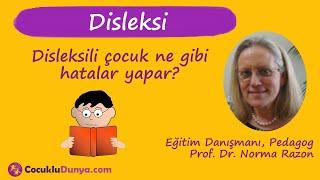 Disleksili çocuk ne gibi hatalar yapar? #öğrenmebozukluğu #öğrenmegüçlüğü