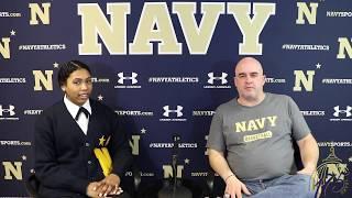Navy Sports Magazine - Track &…
