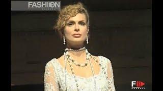 RAFFAELLA CURIEL Haute Couture Fall 2007 2008 Rome - Fashion Channel