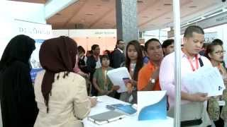 Over 4000 jobseekers visit DMCC Career Fair