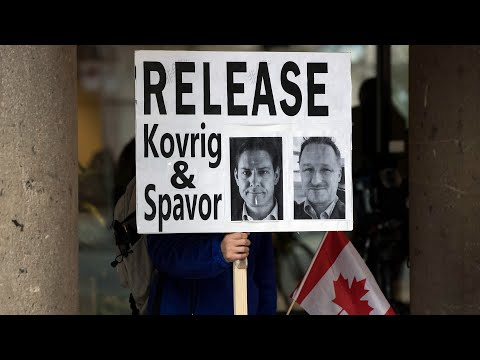 Canadian detainees Spavor and Kovrig granted consular access