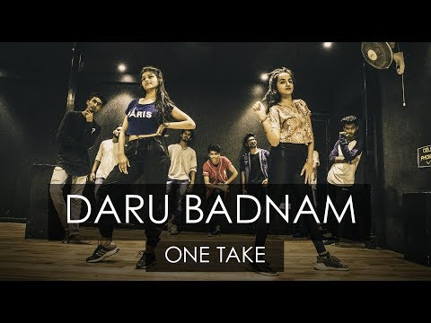 daru-badnaam-|-one-take-|-tejas-dhoke-choreography-|-dancefit-live