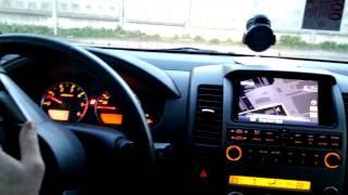Nissan Pathfinder 51(2006-08)модифікація штатного обладнання під модель 2015 р. (Xanavi.ru)
