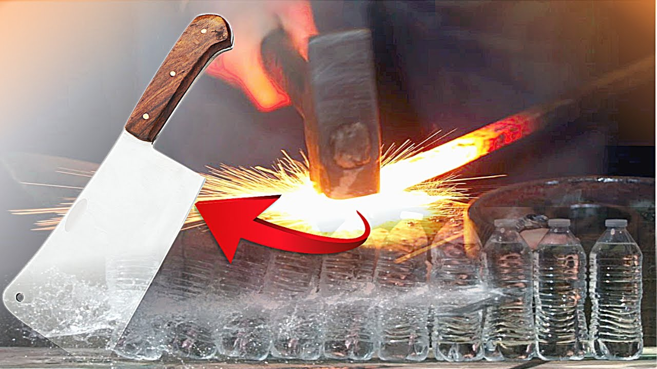 The Most Amazing Technology in the Metallurgical Factory   Hot Forging