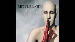 Meshuggah - Bleed (FULL SONG & Best Quality With Lyrics in Description!)
