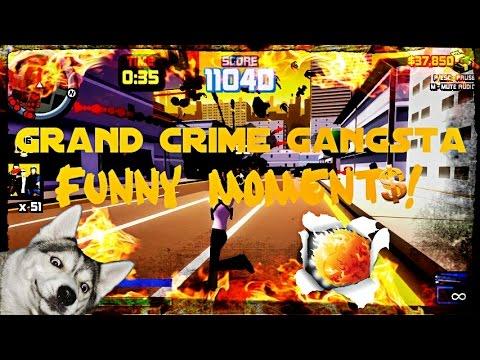 """""""GANGSTA-TRIX!""""(GRAND CRIME GANGSTA VICE MIAMI FUNNY MOMENTS)"""