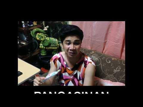 PANGASINAN (Hugot Pangasinan) - VClip by Jayson Rosario Chan