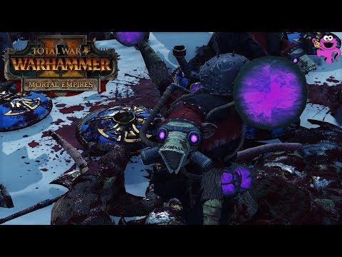 The Trials of Tzeentch Return! - Skaven Bombardiers - Total War Warhammer 2 Gameplay