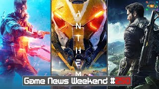 Игровые Новости — Battlefield 5, Anthem, Just Cause 4, Babylon's Fall, Jedi Fallen Order (E3 2018)