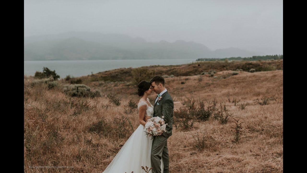 Tu0026K Wedding Film | Sanctuary Gardens Wedding + Tantalus Winery Vineyard  Reception