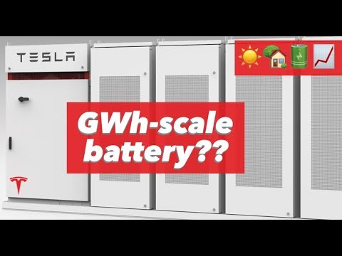 Tesla Has A $200M+ Battery Project In The Works?! 🔋🔋